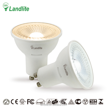 Hottest Quality Mini Led Light Lamp 6.5W 600lm PC Smat Mini Bulb Led GU10 63MM
