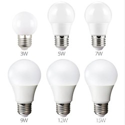 Non- Dimmable 220V 120V A19 E26 E27 Medium Screw Base 5W 8.5w 9W 11w 14 watt 2700k Soft White Daylight 5000k Led Light Bulb