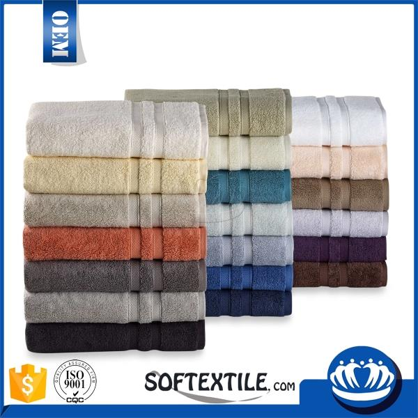 made in china custom Super Cheap egyptian cotton bath towels