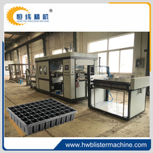 High performance Plastic Seeding Tray Vacuum Forming Making Machine with high quality