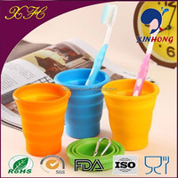 200 ml Multi-Functional Foldable Watertight Reusable Silicone Cup Sleeve