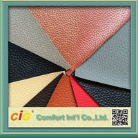 PVC New Designs Leather With High