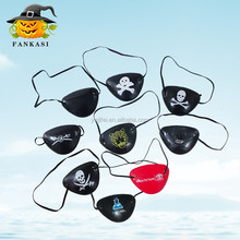 Wholesale promotional gift toy custom pirate eye patch