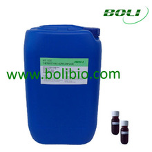 Liquid alpha amylase enzyme from Bacillus licheniformis