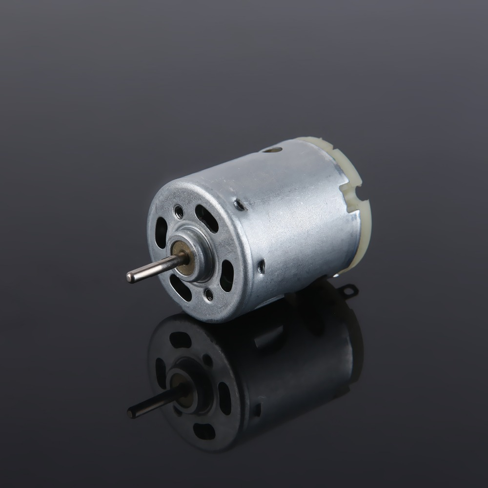 Micro electric high speed small vibration motor 24v