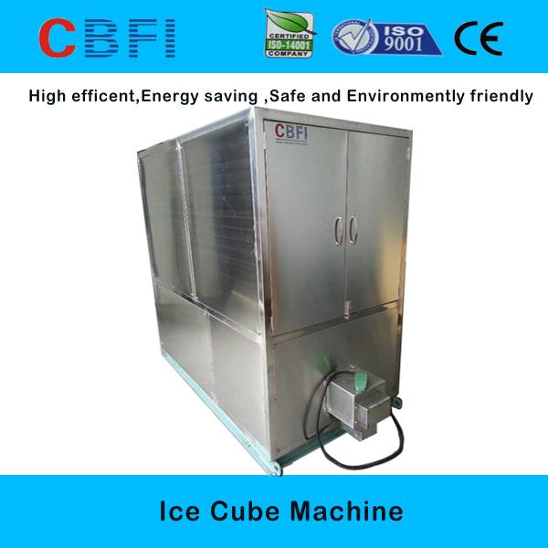 small cube making machine
