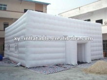 pvc inflatable membrane structure waterproof inflatable party air cube tent