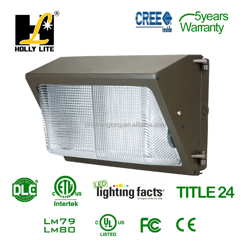 Natural White Color Temperature(CCT) and ETL,CE,SAA,RoHS,CQC,LVD,EMC,UL,FCC,CCC Certification 40W Led Wall Pack Light