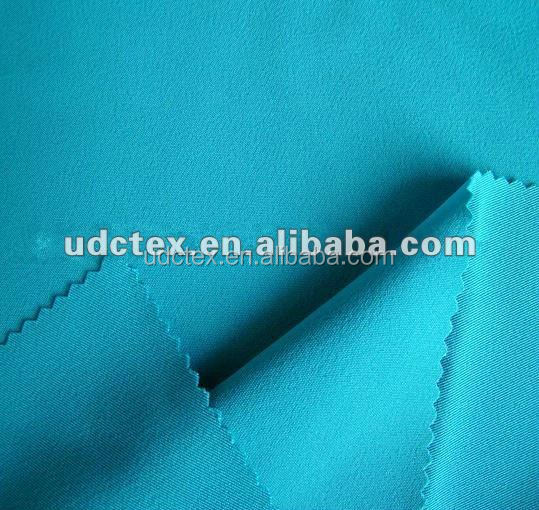 Polyester Bi-Stretch Pongee Fabric