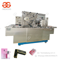 Automatic Cellophane Plastic Film Wrapping Machine
