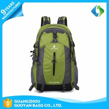 Hot fashion big capacity cool vertical external frame backpack