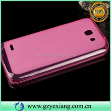 Soft Silicon Matte Skin Back Cover Phone Case For Huawei G730 TPU