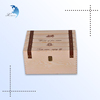 Promotion decorative wood case wooden wine box with good price