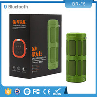 Power bank wireless waterproof mini bluetooth sound speaker with built-in mic for mp3 player fm radio computer & phone