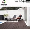2017 Hot sale high quality wpc waterproof laminate flooring easy install wpc decking