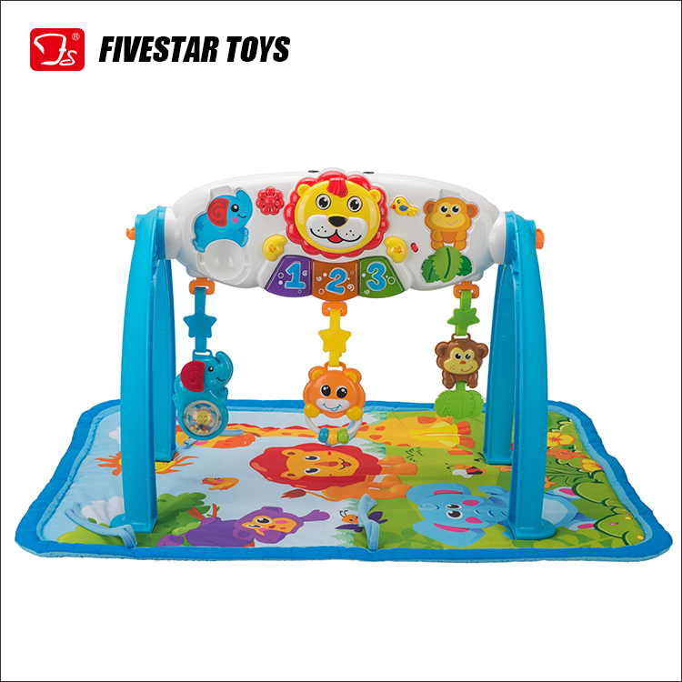 Hight Quality Baby Gym Equipment Toy Baby Activity Gym Toy - Buy ...
