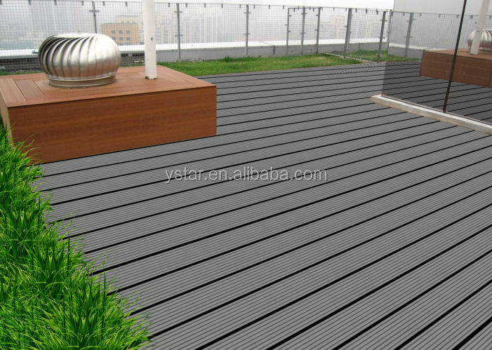 Ystar /Composite flooring/High quality WPC Composite Decking