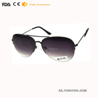 High Quality Novelty Designer Metal Sunglass Women