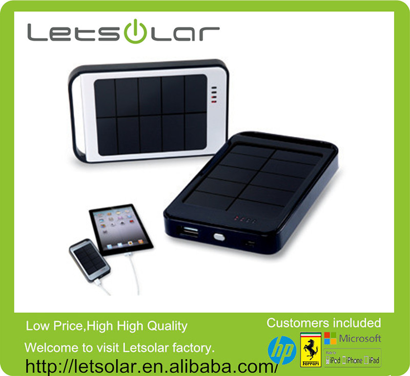 solar power bank portable battery charger for blackberry 9700