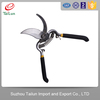 Garden Pruning Bypass Shear/anvil cutter pruner/garden supplies