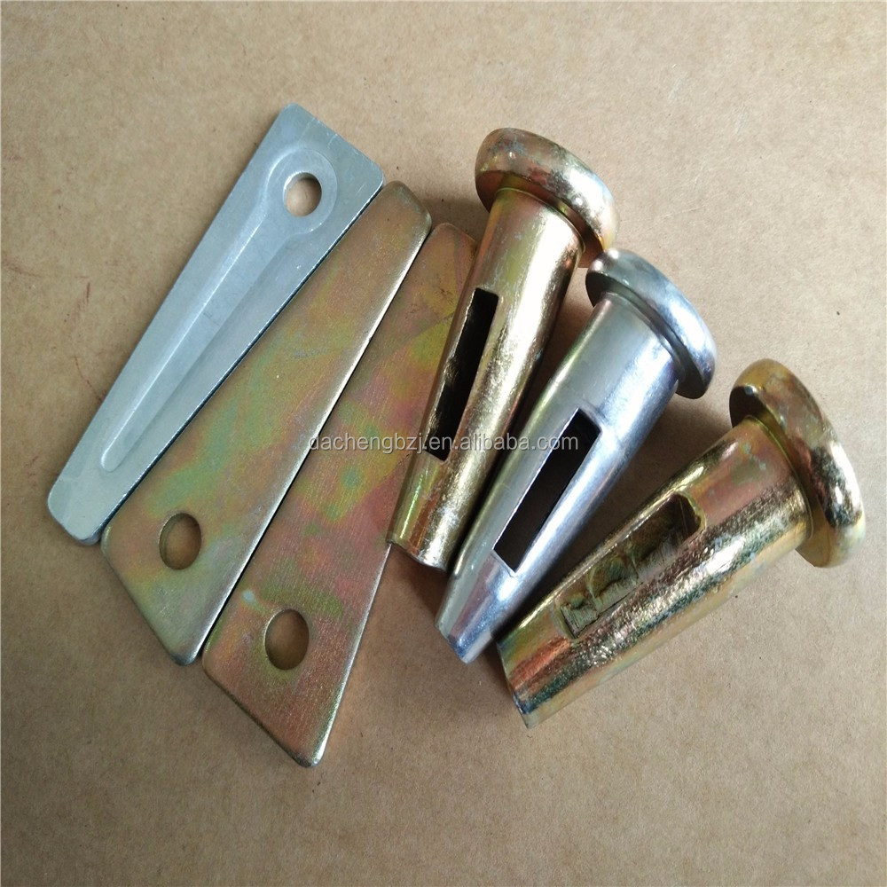 aluminum formwork wedge pin