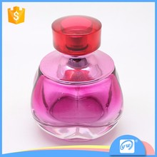 A2410-50ML personal care fashion design red bottle perfume for women