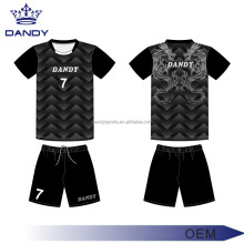 2017 full sublimation transfer printing custom design soccer jersey superior quality and factory favorable price soccer jersey