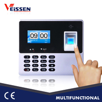 Fast scanning speed cheap price fingerprint time attendance machine