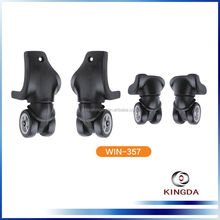 China factory eminent luggage replacement swivel wheels