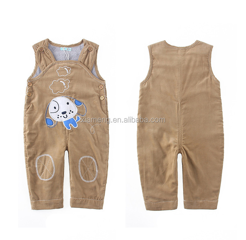 black gray baby romper sleeveless very warm babys velour chinese clothing online store