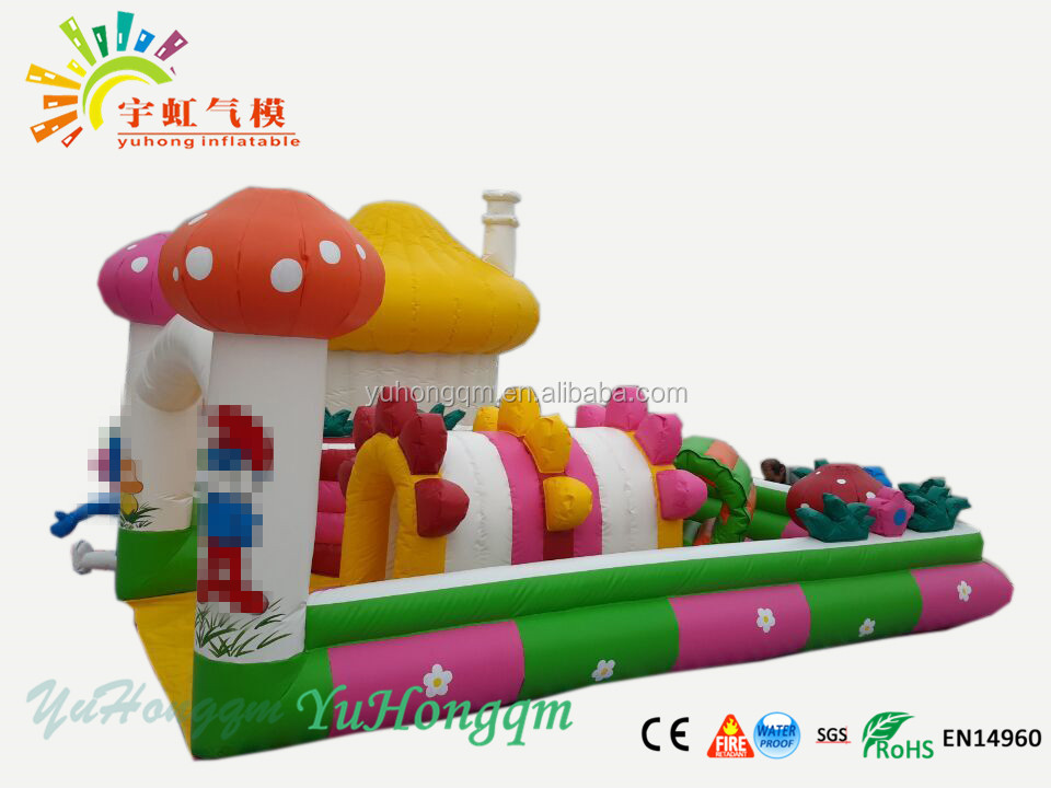 2016 inflatable jumping Hot sale commercial cheap inflatable bouncer