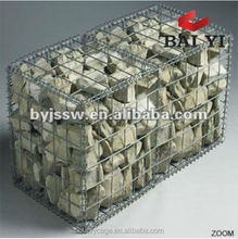 Strong Rock Gabion Cage With Durable Spring Design (Good Quality)