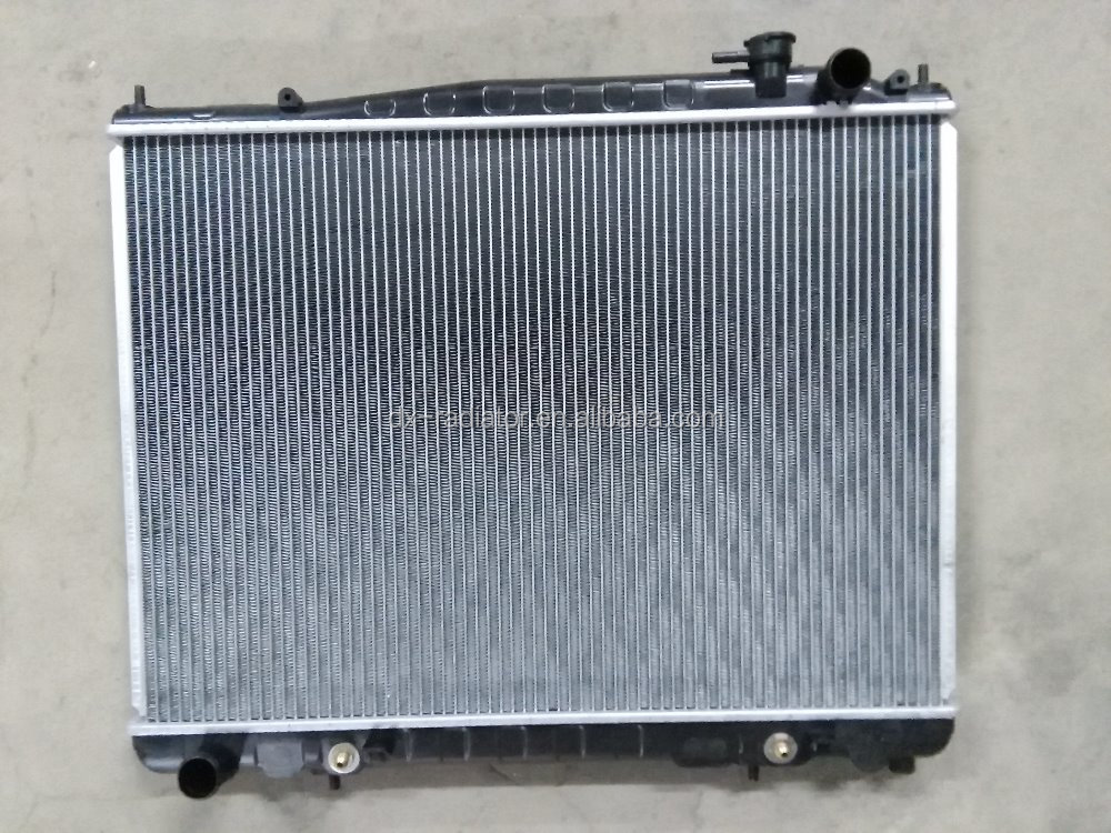 Top Quality Car Radiator for NISSAN TERRANO PR50/TD27 '95-97 AT, OEM 21460-0W805/0W811/4W017 Radiator