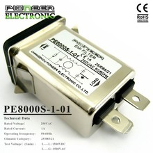 china wholesale and retail electronic part PE8000 used for Automotive Testing Equipment two fuses filter