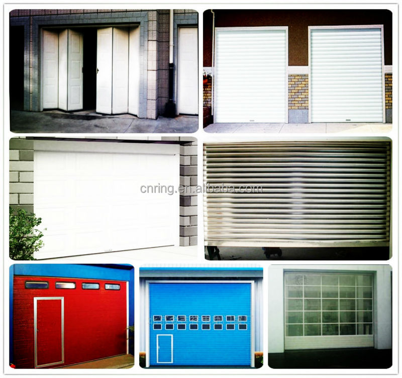 Cheap glass garage door for sale view cheap glass garage for Garage door materials