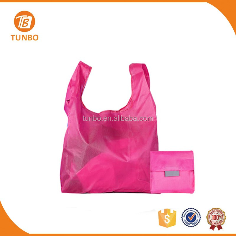 Cheap Printed Foldable Shopping Bag for supartmarket shopping