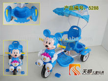 mickey plastic tricycle