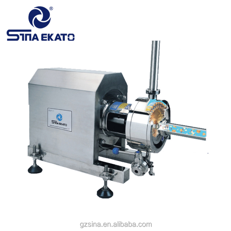 Chemical Pharmaceutical Cosmetic Machinery High Sheer Homogenizer Prices Lab Cosmetic Cream High Shear Mixer For Sale