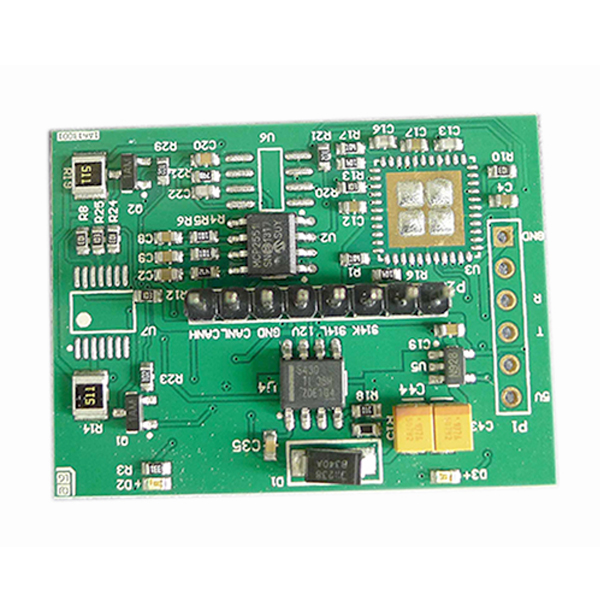 cheap custom made rf pcb multilayer vehicle gps control pcb assembly