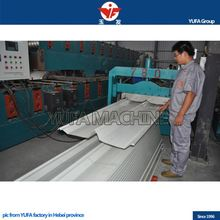 Hot sale 2015 15 KW hydraulic pressure station kitchen cabinet roller shutter door machine