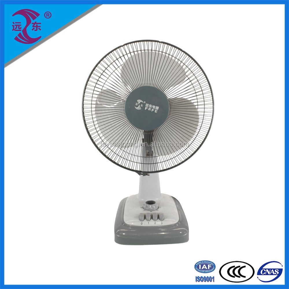New products FE rechargeable table fan with high quality