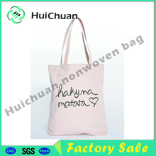 Factory best selling canvas bag, cotton bag, canvas tote bag