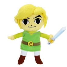 Zelda Plush World of Nintendo Princess Zelda Plush Doll Toys
