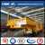 Cimc Huajun Lowbed Semi-Trailer with Side Wall and Ramp