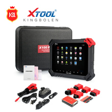 2017 New Auto Key Programmer XTOOL X100 PAD2 OBD Mileage Odometer Correction Tool+ EPB+ TPMS+ OLS+ DPF New X300 Diagnostic Tool