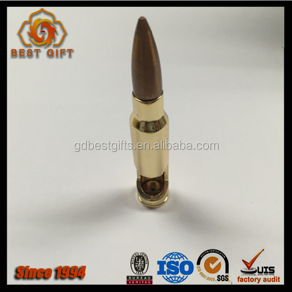 50 Caliber Bullet Custom Bottle Opener With Custom Size