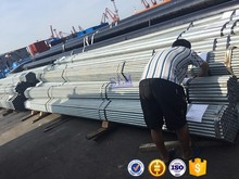 Alibaba express allibaba.com Thermal conductivity galvanized steel pipe iron pipe