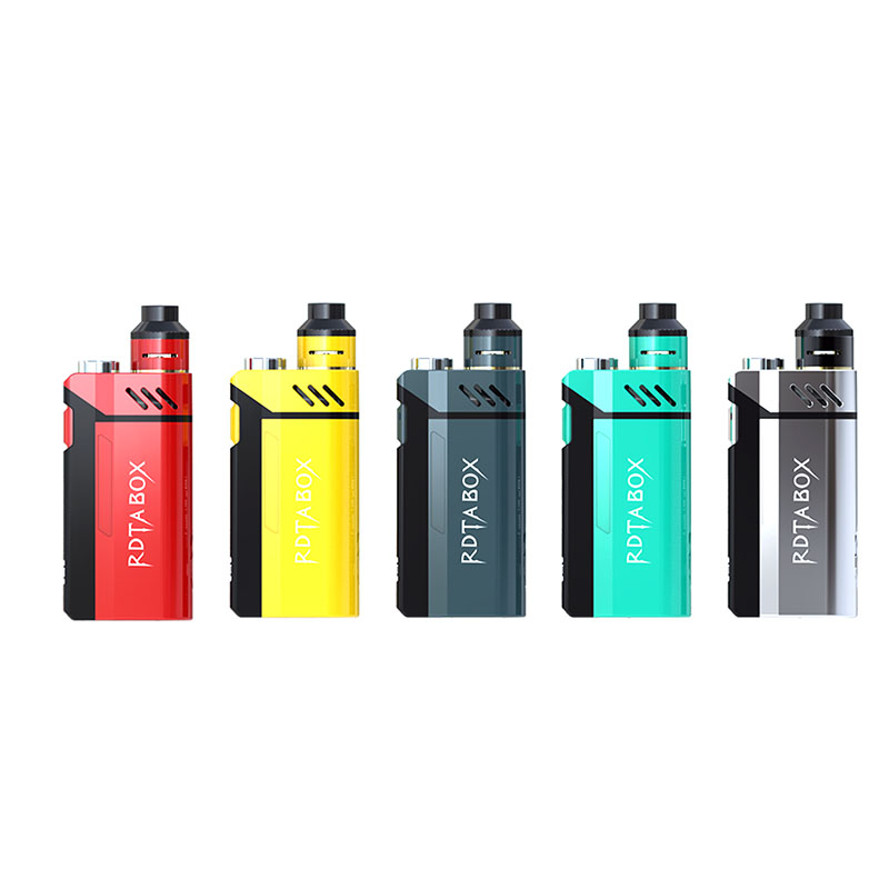 IJOY RDTA BOX 200W Kit authentic 200w IJOY RDTA BOX Kit elego wholesale