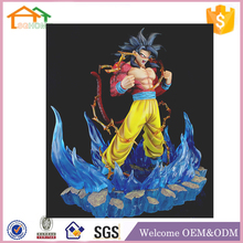Factory Custom made best home decoration gift polyresin resin nude anime figure model toys