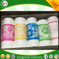 pe back sheet film for diaper in roll